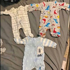 Premature clothes